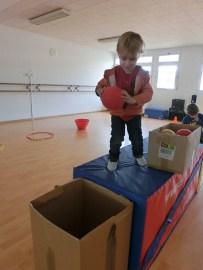 Montessori - sport maternelle
