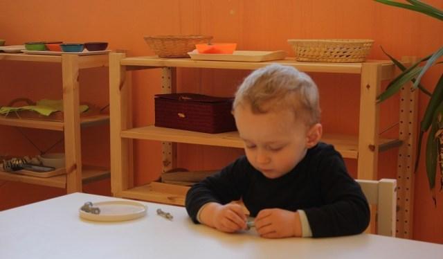 Montessori - maternelle