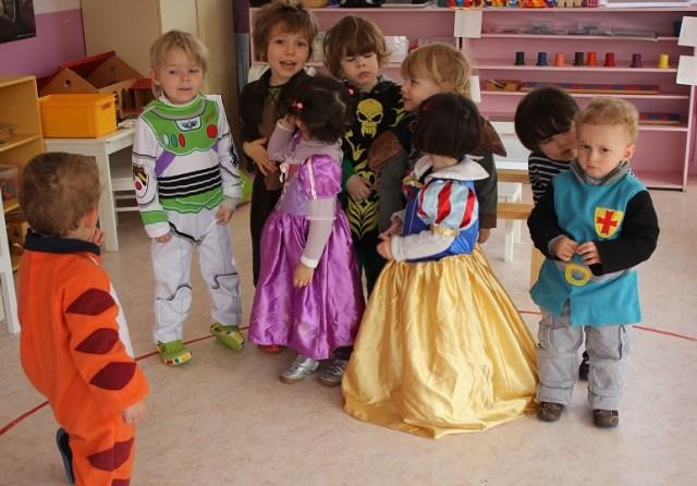 Montessori maternelel