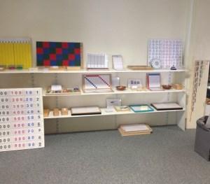 Montessori mathématiques