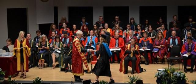 Angélique diplôme