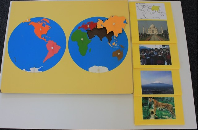Montessori l'Asie