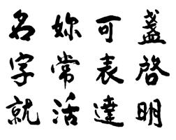Montessori chinois