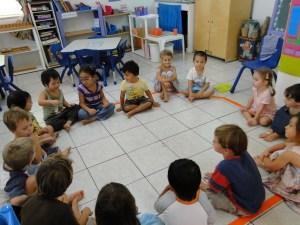 Montessori classe de maternelle