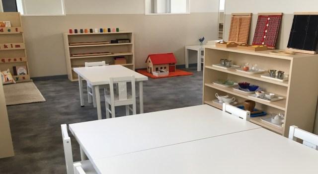 Montessori crèches