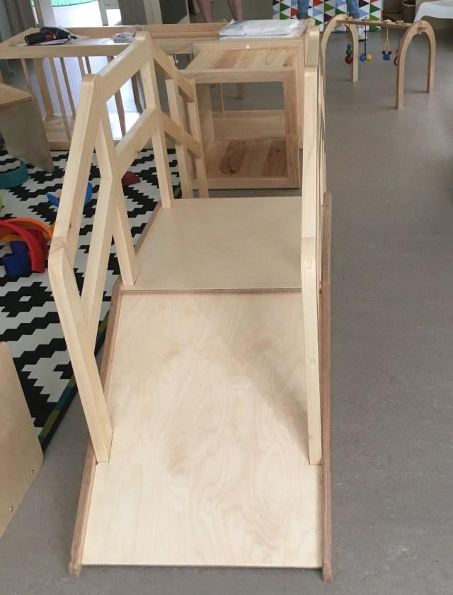 Montessori mobilier