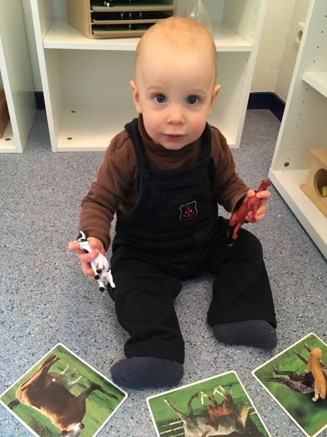 Montessori langage