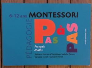 Français - Maths pour les 6 - 12 ans - collection Pas à Pas