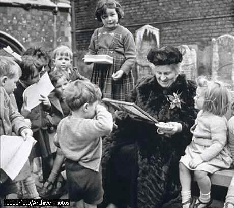 Le Monde raconte Maria Montessori