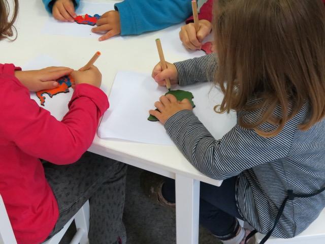 Montessori géographie