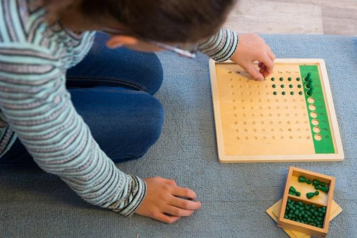 Montessori matériel