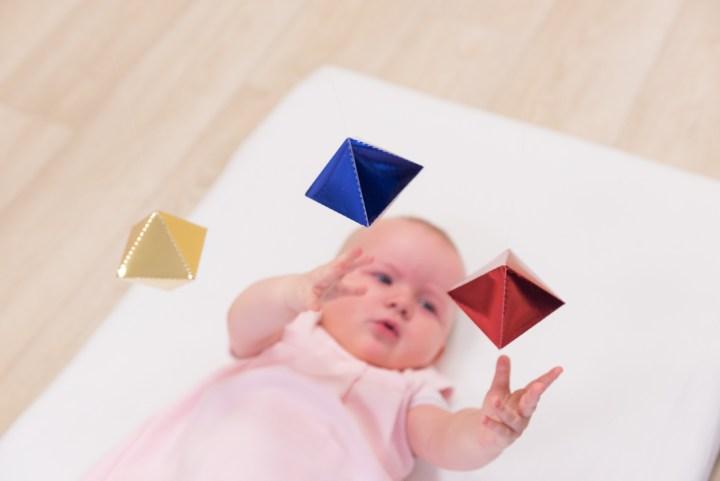 Les mobiles Montessori