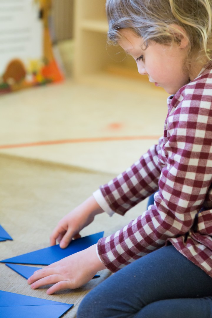 Formation Montessori à Antibes