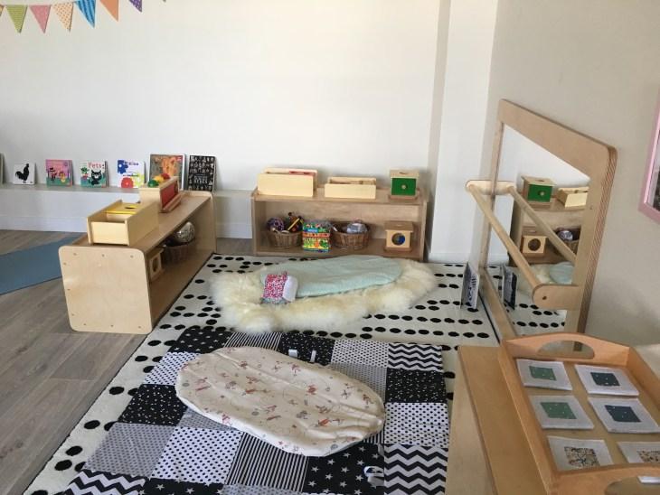 Montessori bébé