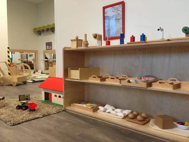 Une nouvelle micro-crèche Montessori