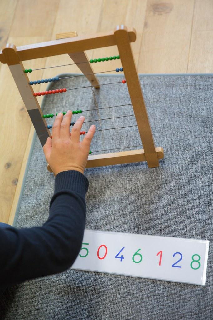 Pour le 1 000ème abonné à ce blog, j'offre un matériel Montessori !