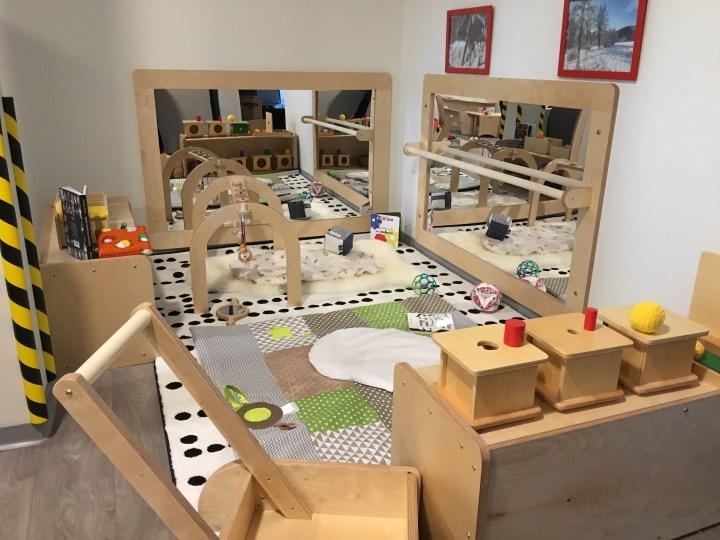 Inauguration de la micro-crèche Montessori d'Hettange Grande