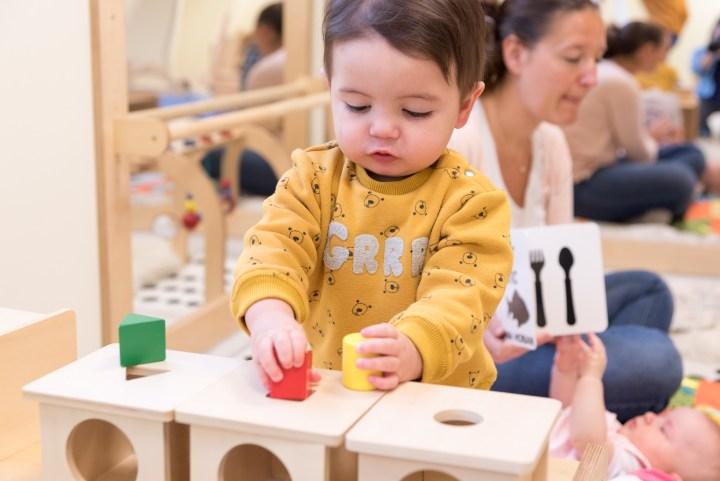 Lancement de notre formation à distance Montessori pour les enfants de 0 à 3 ans