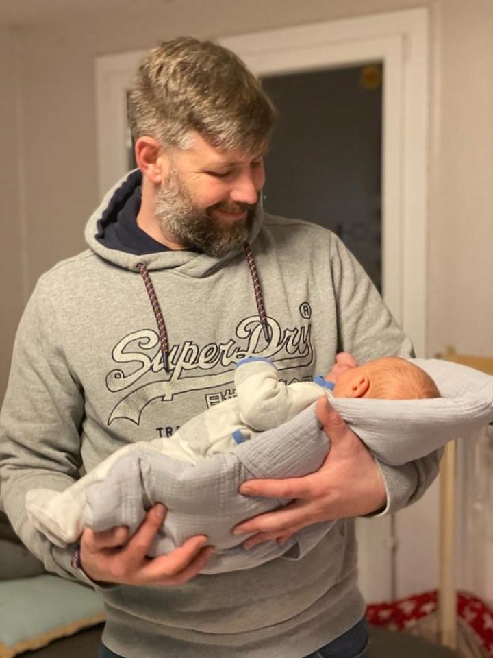 Le topponcino pour le bébé