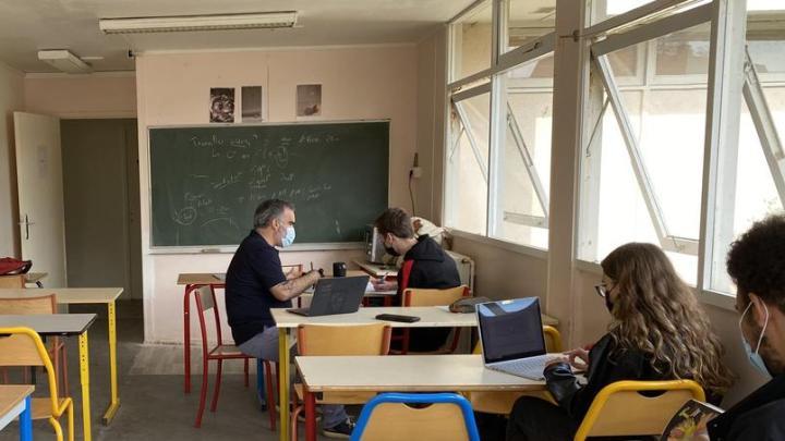 Le seul lycée en France depuis plus de 20 ans