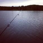 Pêche en famille à St-Aimé-des-Lacs