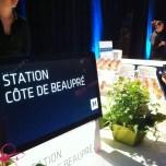 Station Côte de Beaupré