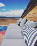 Une terrasse de rêve!