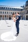 mariage jouer couple colonnes de burenne