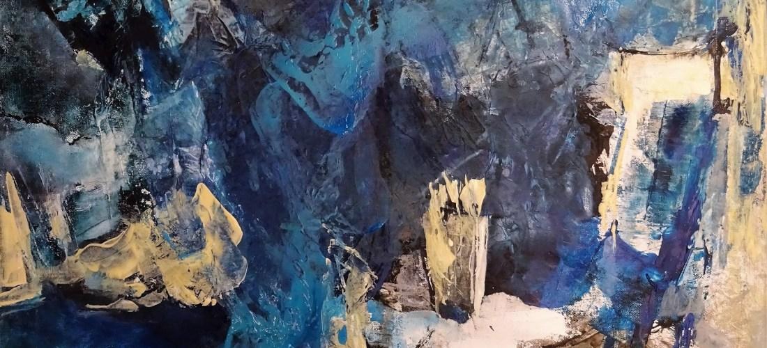Loudieres sylvie Peinture absraite