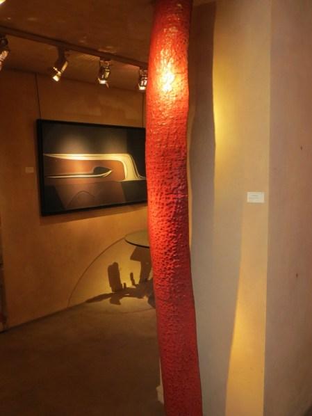 Gérard Roveri, Galerie Jean-Luc Méchiche, 2013