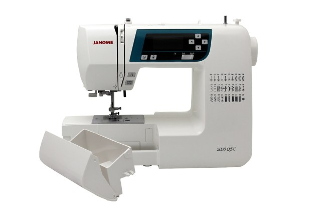 Janome 2030 set forfra