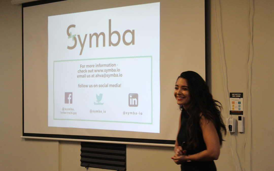 Symba Wins Founders Live Pitch Competition