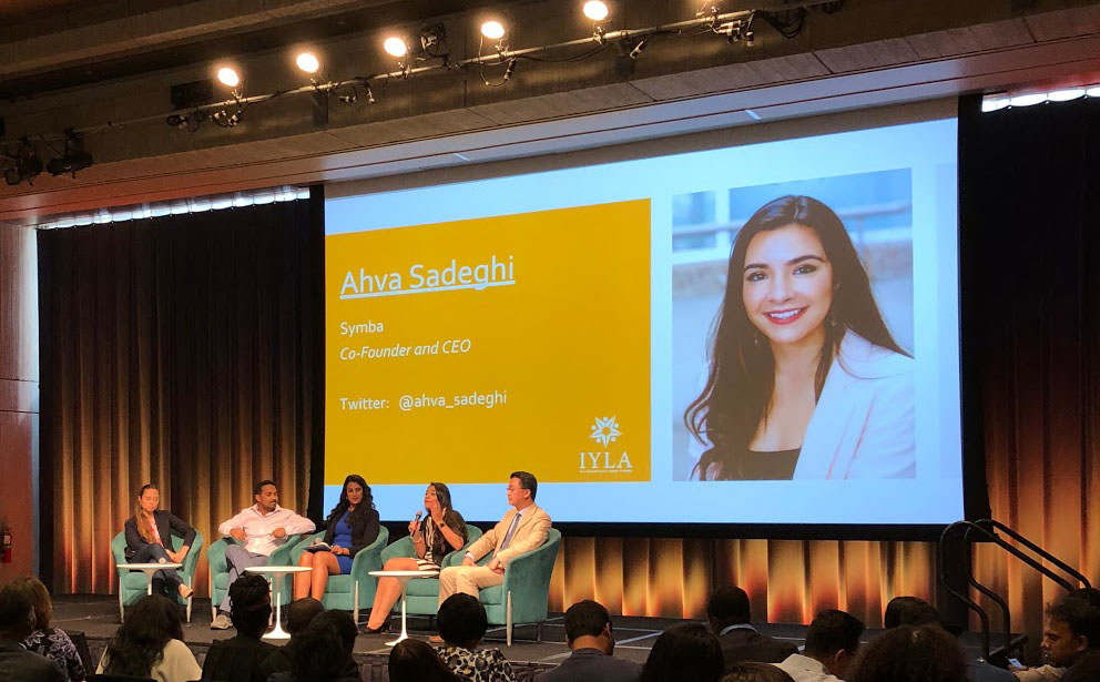 Symba Speaks on the World Bank Youth Summit Social Entrepreneurship Panel