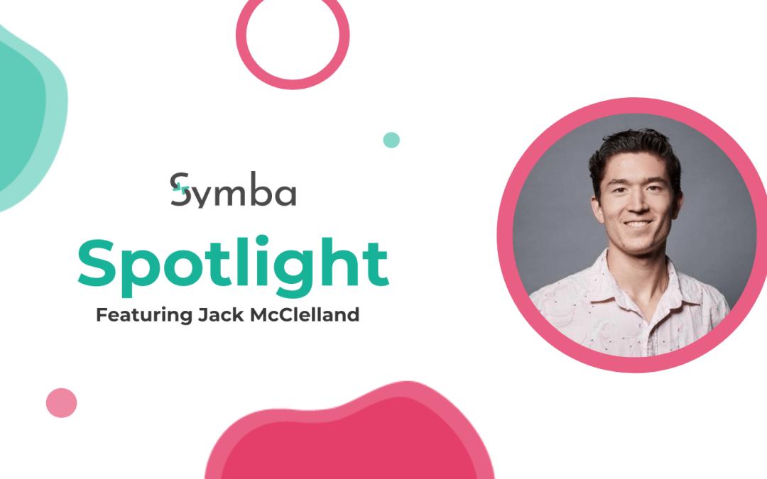 The Symba Spotlight Part Four: Jack McClelland