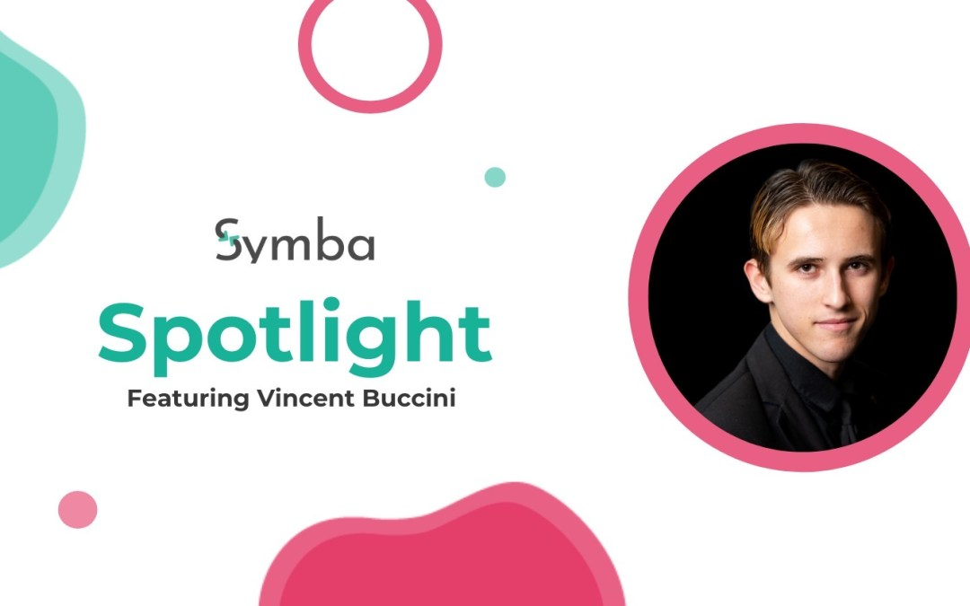 The Symba Spotlight Part Eight: Vincent Buccini