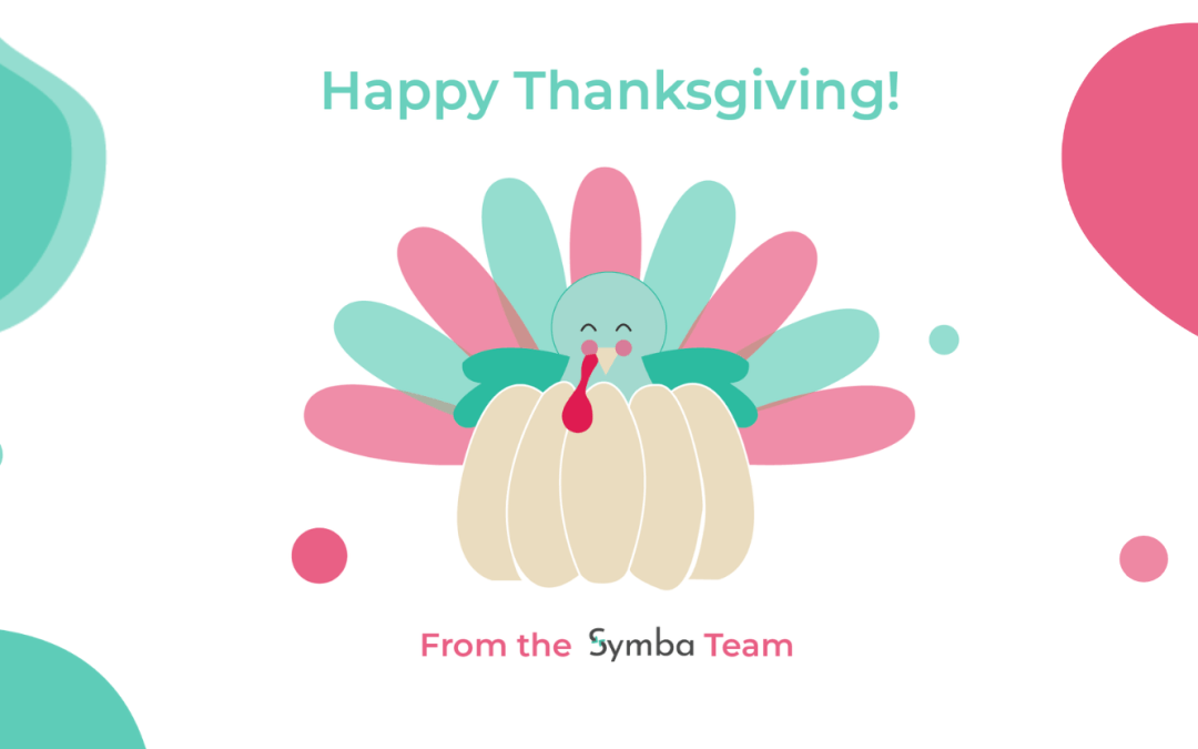 Happy Thanksgiving 2020 from Team Symba
