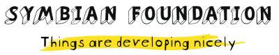 Symbian Foundation Blog banner