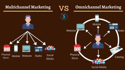 Multichannel VS Omnichannel Marketing - The Key Differences!