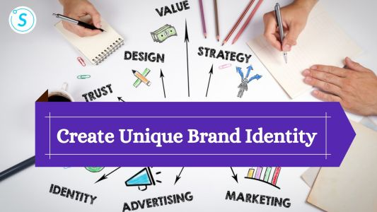 Create Unique Brand Identity