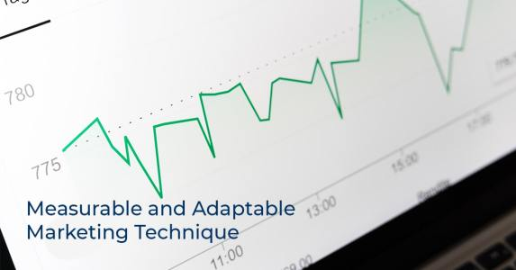 Measurable and Adaptable Marketing Technique