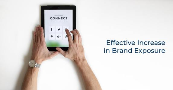Managed Marketing - Effective Increase in Brand Exposure