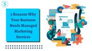 5 Reasons Why Your Business Needs Managed Marketing Services