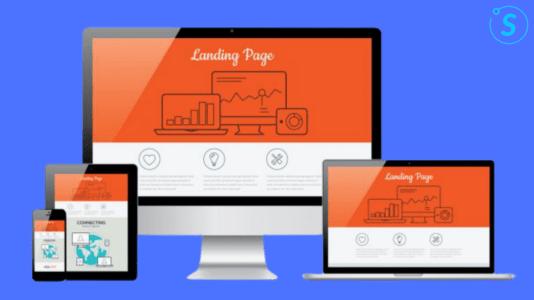 Craft an Eye-Catching Landing Page