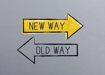 New Way or old way