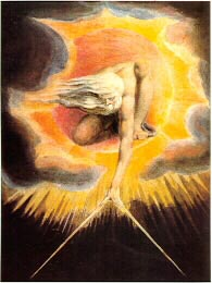 William Blake: El Anciano de los Días, El Gran Geómetra o Arquitecto del Universo