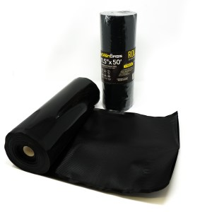 Stashbags 11.5x50 Black Roll