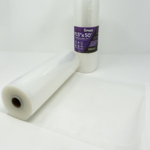 Stashbags 11.5x50 Clear Roll