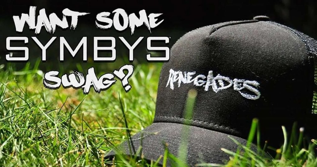 SYMBYS LLC RENEGADES BLACK MARKETS MATTER APPAREL