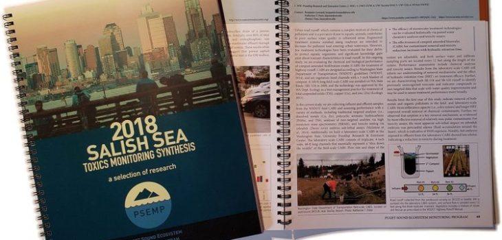 2018 Salish Sea Toxics Monitoring Synthesis