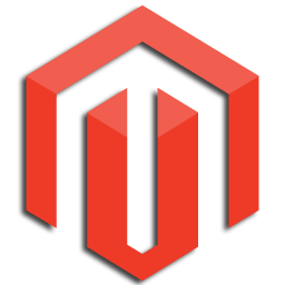 Logo of the Magento project, which uses some Symfony components